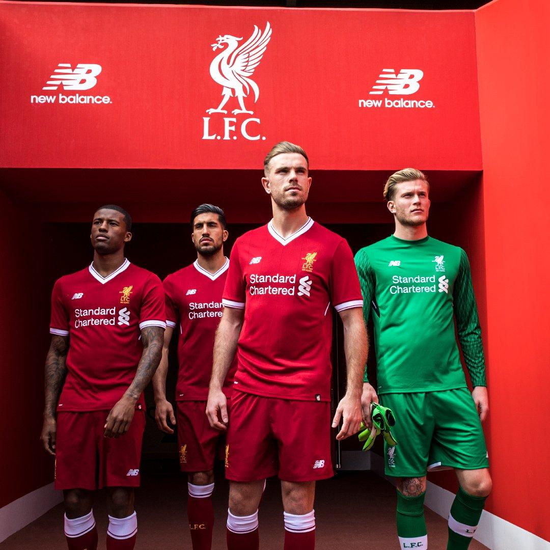 Liverpool Kit-2017