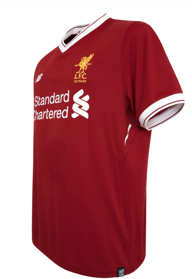 Liverpool Jersey-2017