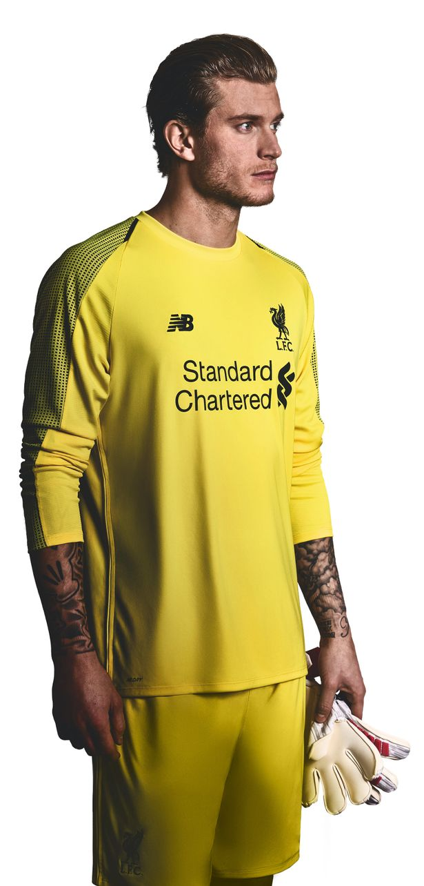 New Liverpool Goalkeeper Kit 2018-19