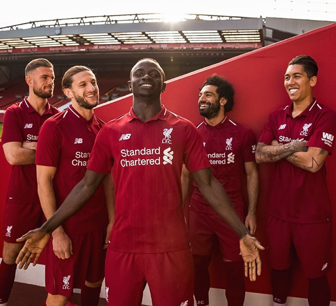New Liverpool Jersey 2018-19
